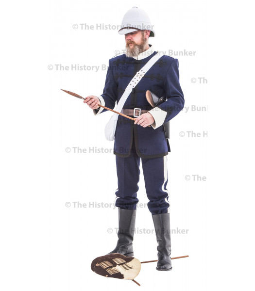 1879 Natal Carbineers officer uniform