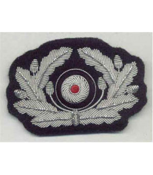 Heer Geman Officers cap wreath
