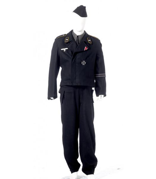 WW2 German Panzer uniform