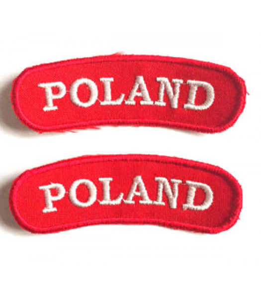 Free Polish/Poland Shoulder Titles