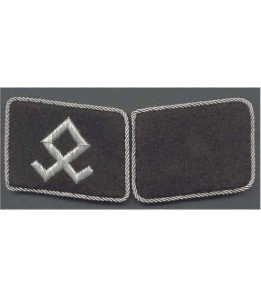 Prince Eugen Foreign Volunteers Collar Tabs