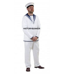 Royal Navy Sailor TROPICAL  for hire