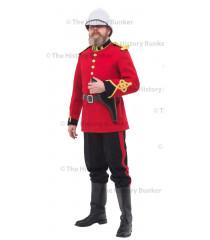 1879 British Victorian Royal Engineers uniform - Lt John  Chard