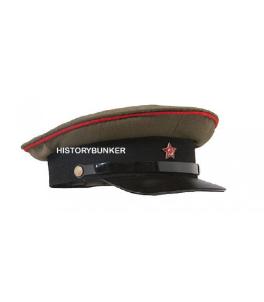 WW2 Soviet m24 Tank officers cap
