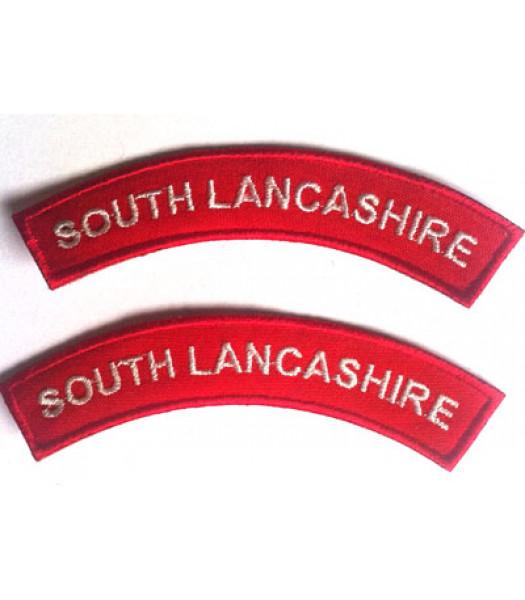 South Lancashire shoulder titles