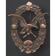 WW1 Austrian Stormtrooper badge