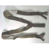 Reproduction Wehrmacht braces/suspenders