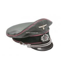 WW2 Heer Panzer officer Tricot Cap