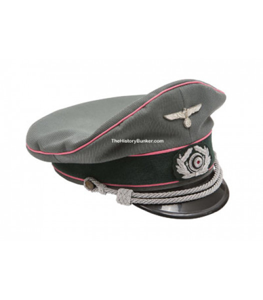 WW2 Heer Panzer officer Tricot Cap