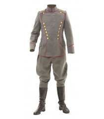 WW1  German fighter Uhlan tunic and breeches - gold imperial buttons