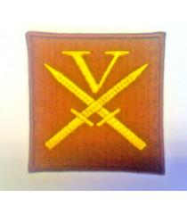5 Commando Patch