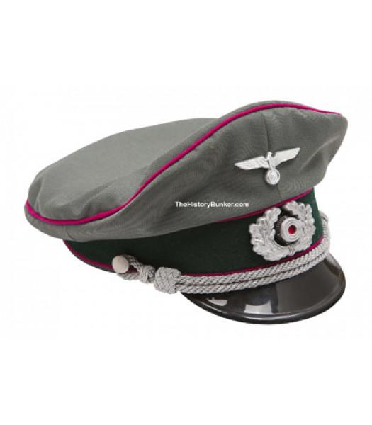 WW2 German Army - Claus Von Stauffenberg Tricot Cap