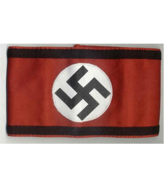 SS Swastica Armband