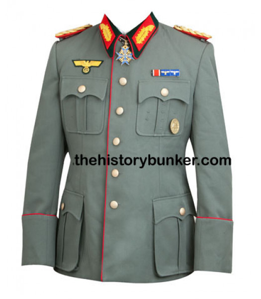 WW2 German Army Generals tunic