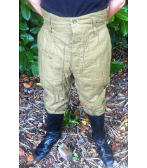 Soviet Telogrieka winter trousers