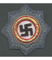 War order of the German Cross