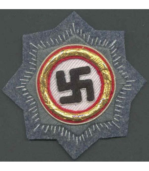 War order of the German Cross