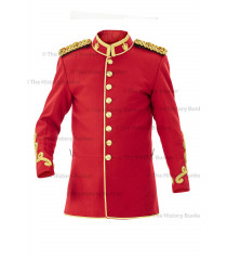 1886 Canadian North West Frontier Police tunic
