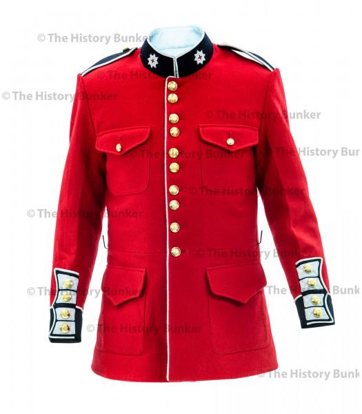1881 circa British army Coldstream Guards tunic