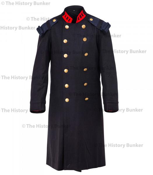 WW1 French army Iron Blue Overcoat