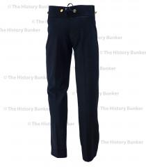 British Napoleonic Hussar Pantaloons - black