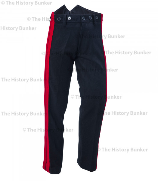 British Victorian Royal Engineers trousers