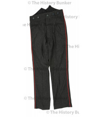 1900 circa German soldiers trousers