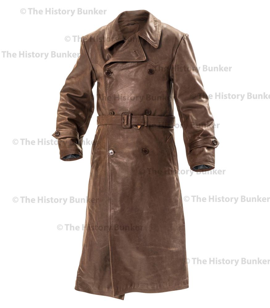 gestapo trench coat - photo #8