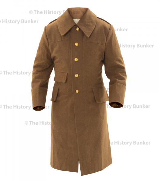 WW1 British Army Soldiers Overcoat