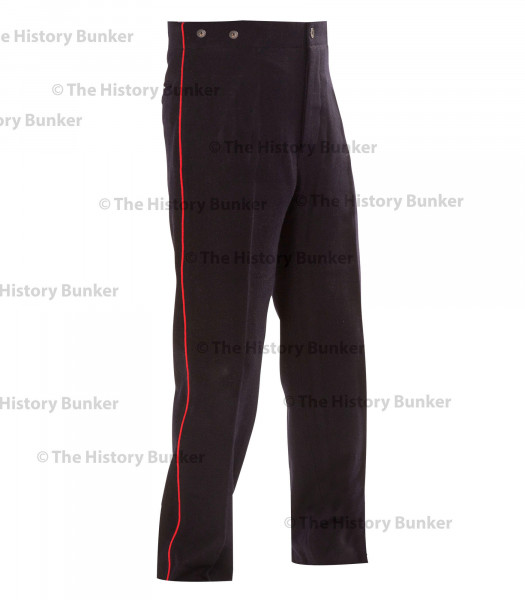 British Victorian army trousers