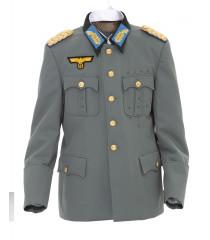 WW2 German Kriegsmarine coastal defence Generals Tricot tunic