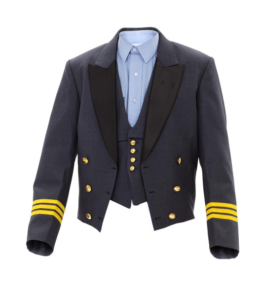 WW2 British RAF officers mess dress TUNIC ONLY