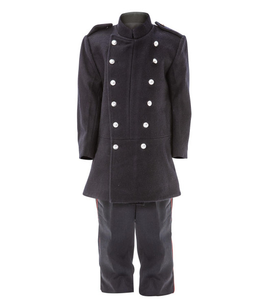 Childrens British Victorian Fireman tunic