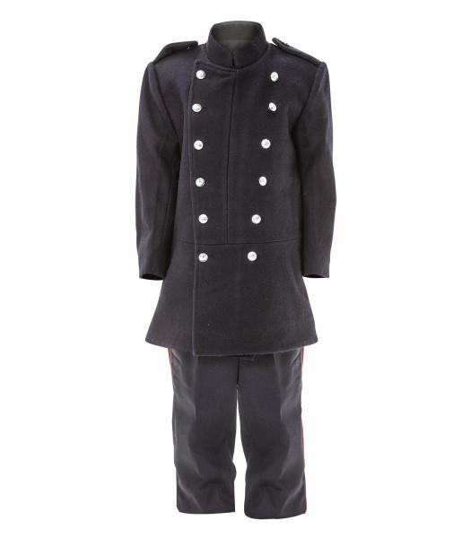 Childrens British Victorian Fireman tunic