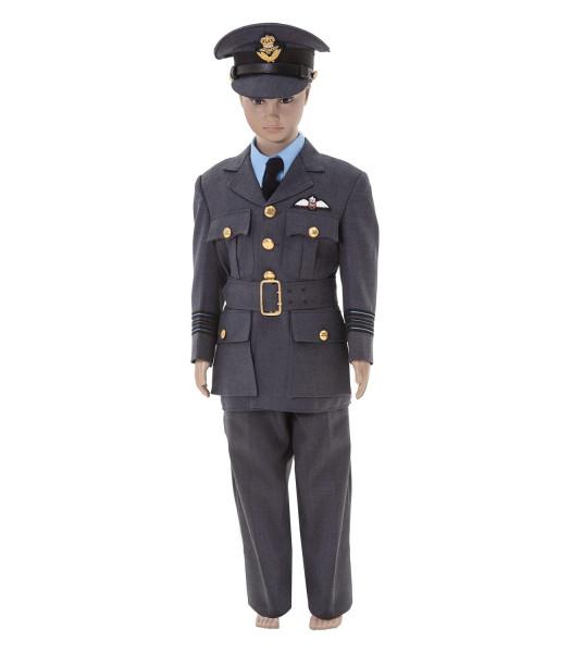 Childrens WW2 RAF Service Dress uniform