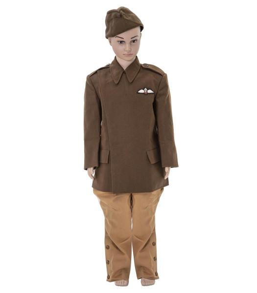 Childrens WW1 British Royal Flying Corps  uniform