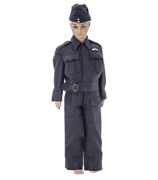 Childrens WW2 RAF Battle Dress uniform