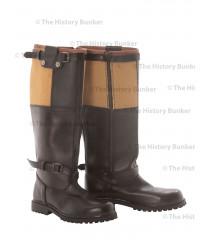 WW2 German Luftwaffe Flight boots