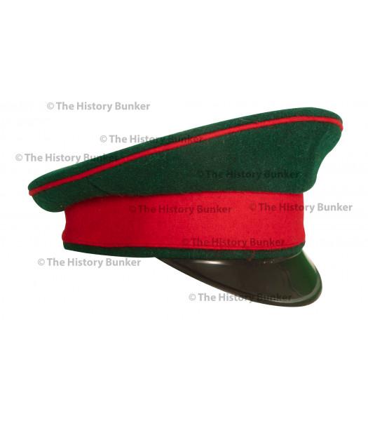South Irish Horse uniform - visor cap