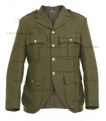 WW2 British Army Officer Scottish Cutaway Tunic
