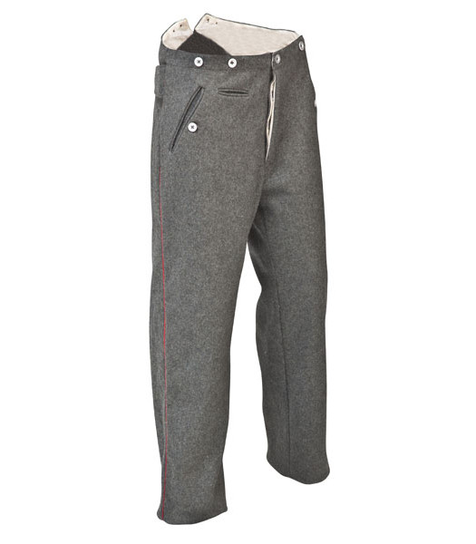WW1 Imperial German Soldier uniform - trousers