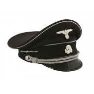 WW2 M32 SS Allgemeine Generals Tricot Cap