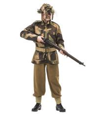 WW2 British Army Sniper