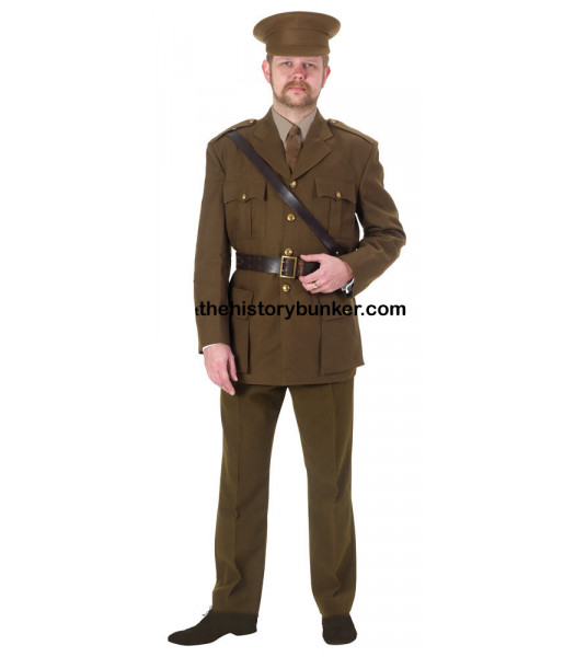 WW2 British Army Officer Uniform Package