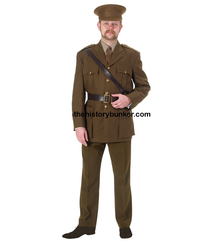 British Officers Uniform 78