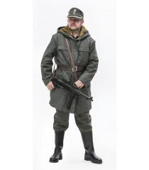 WW2 German fur lined winter parka full uniform