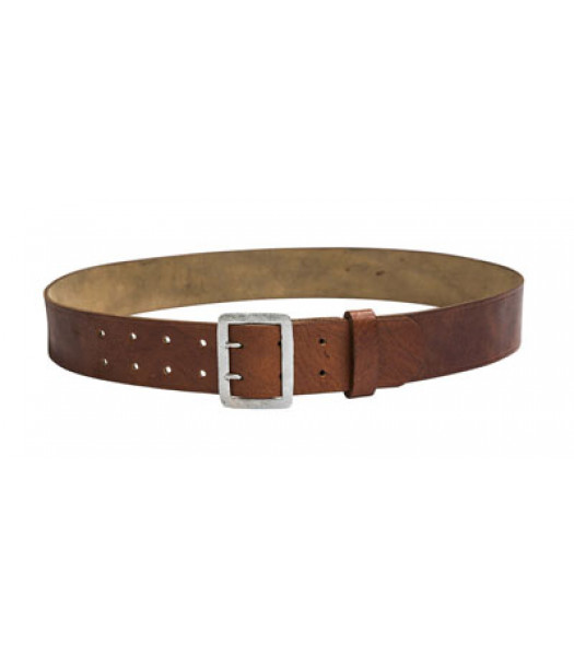 WW2 German Army officers belt (brown) with claw buckle