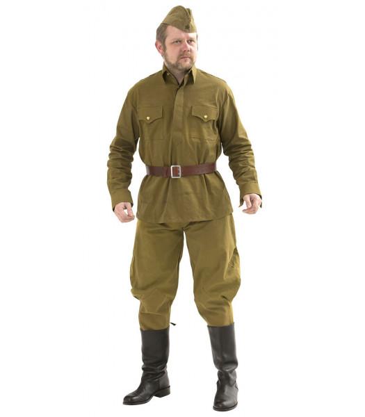 Soviet Red Army M35 EM Shirt