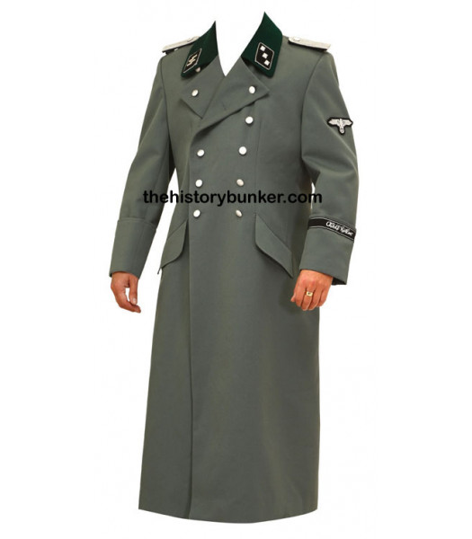 WW2 German M36 tricot overcoat