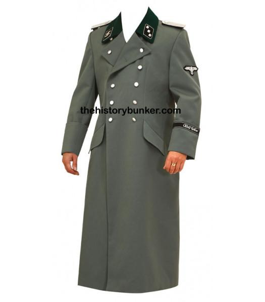 WW2 German M36 tricot overcoat